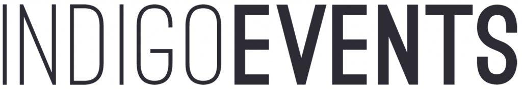 Indigo Color Logo